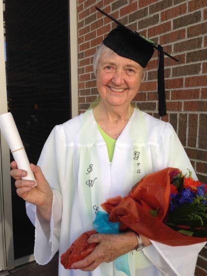 Sister Sue Graduation