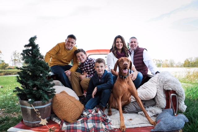 Member Mondays Murphy family